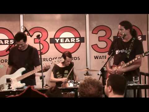 "Meat Puppets ""Lake Of Fire"" live at Waterloo Records in Austin, TX"