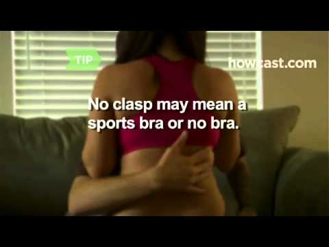 Open Bra With One Hand.flv video