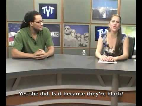 The Young Turks Demonstrate Real Racism