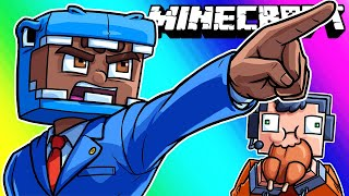 Minecraft Funny Moments - Nogla's Trial and TNT For All!
