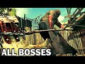 Resident Evil 5 - All Bosses (With Cutscenes) HD MP3