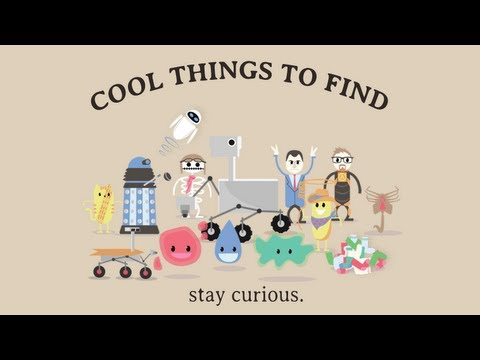 "Cool Things to Find (Parody of ""Dumb Ways to Die"")"