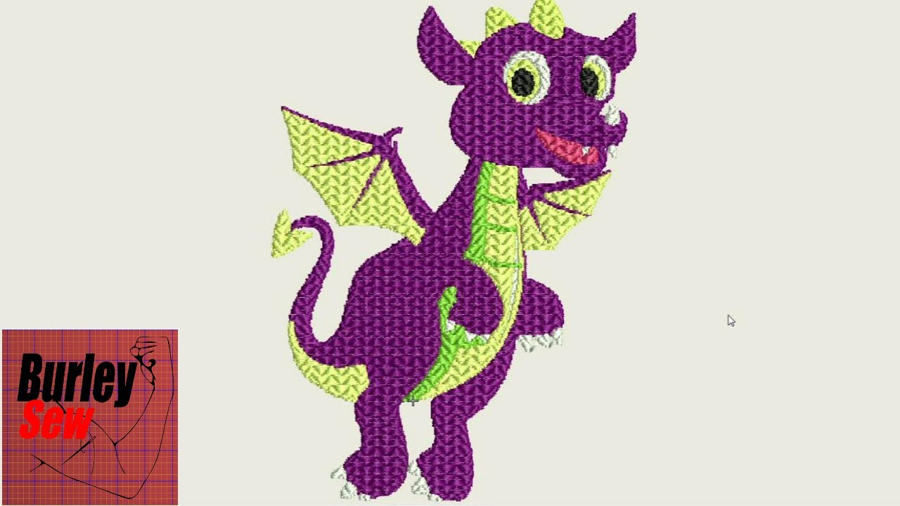 Getting started with sewart embroidery design software