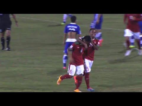 Indonesia vs Laos: AFF Suzuki Cup 2014 Highlights