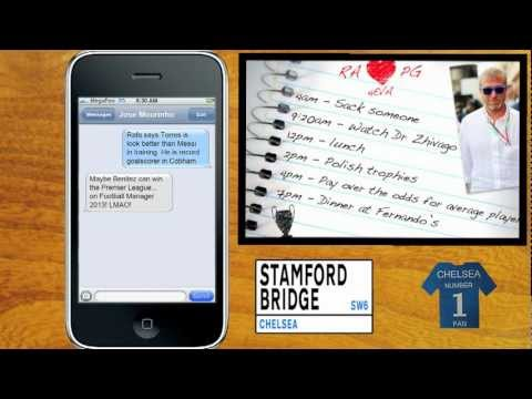 Mourinho and Abramovich's private text messages revealed!*