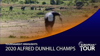 Extended Tournament Highlights | 2020 Alfred Dunhill Championship