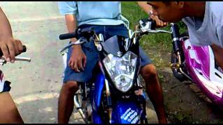 Mio vs Raider 150..Roxas City Capiz