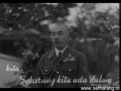 Japanese Propaganda on Indonesia 1/2