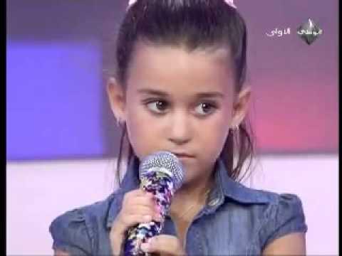 طفله جميله تطلب  الزواج من ايهاب توفيق Music Videos