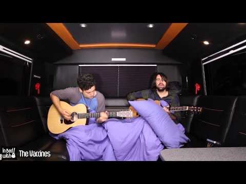 Thumbnail of video The Vaccines - Teenage Icon - acoustic for In Bed with