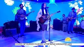 Kacey Musgraves Performs 34 Butterflies 34 Live Today Show