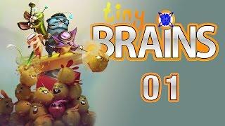 TinyBrains #001 - Zwei Laborratten mit Hirn [deutsch] [FullHD]