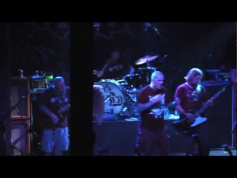 Down - Live in Dallas TX on September 18th, 2012 @ Trees