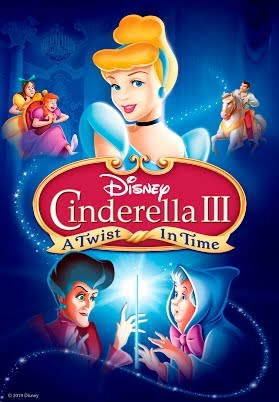 Cinderella III: A Twist in Time Video