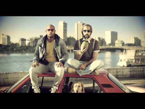 Sharmoofers - Khamsa Santy Official Video Clip klip izle