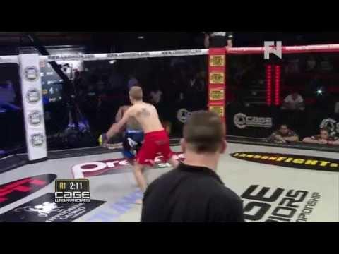 Cage Warriors FC 72  Fight Network Recap