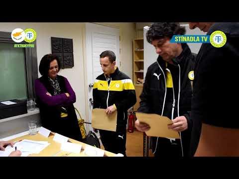 Teplický tým zahájil soustředění prezidentskými volbami (26.1.2018)