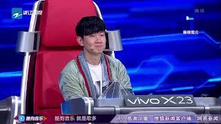 王嘉尔感动告白导师 坦言上台唱《安静》很紧张《梦想的声音3》花絮 EP12 20190115 /浙江卫视官方音乐HD/