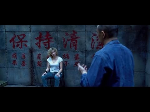 Lucy露西(黑寡婦Scarlett Johansson) 中文字幕版電影預告,盧貝松(Luc Besson)執導~【必看】