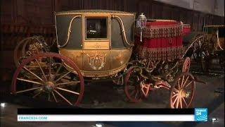 Chteau de Versailles Museum of carriages reopens t