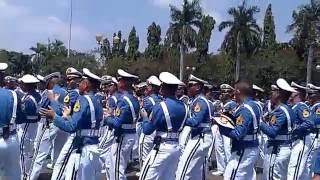Yel-Yel Taruna Akademi TNI