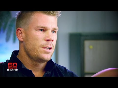 SNEAK PEEK | David Warner on 60 Minutes.