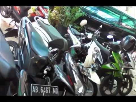 Rental Motor Jogja bersama TRANSMOJO - YouTube