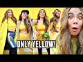 download lagu      I WORE ONLY BRIGHT YELLOW To SchoolWork For A Week    gratis