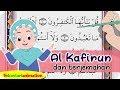 Al Kafirun Dan Terjemahan | Juz Amma Diva | Kastari Animation Official