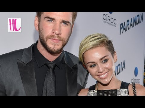 Miley Cyrus & Liam Hemsworth Secret LA Reunion