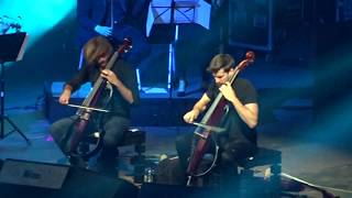 2cellos Pirates Of The Carribean Live In Skopje