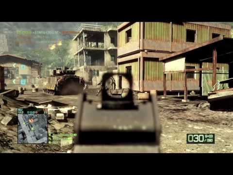 Battlefield Bad Company 2: Panama Canal Gameplay