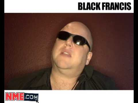 NME Video: Shockwaves NME Awards 2008-Frank Black Interview