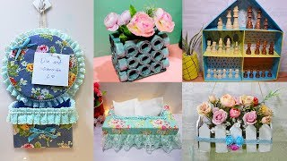 6 WOW! EASY THINGS THAT YOU CAN MAKE WHEN YOU'RE BORED! Best Reuse Ideas