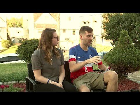 Man denied alcohol for ALS symptoms