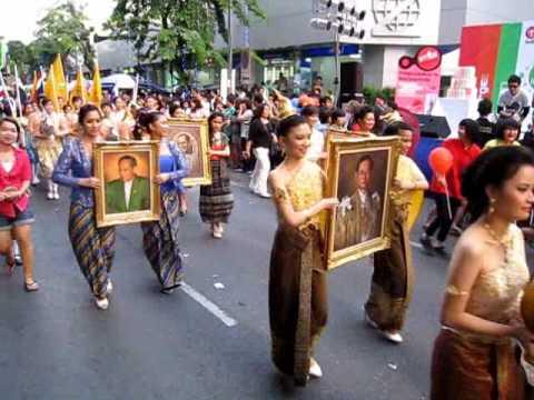 Silom Road Festival Bangkok 2010 (I)