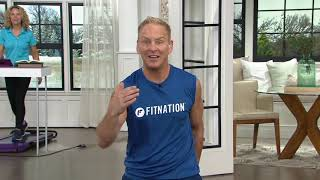 FITNATION Slimline Pro Walking Treadmill w/ Echelon App on QVC