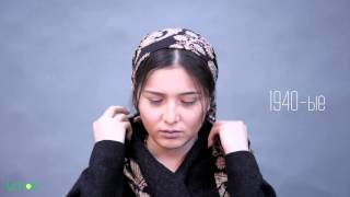 100 years of kyrgyz beauty (Kyrgyzstan)