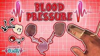 Operation Ouch - Blood Pressure | The Cardiovascular System | Science for Kids