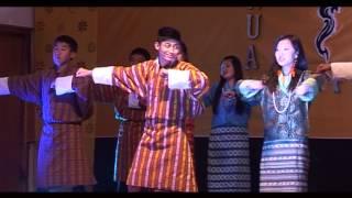 PELKHIL SCHOOL CONCERT 2014 - Namkhai Bulu