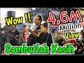 AWALNYA MALU MALU Tapi Suara Meledak Power | SAMBUTLAH KASlH | Sentuhan busker #Subscribe_please