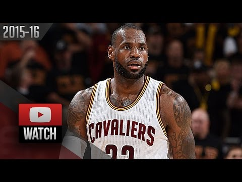 LeBron James Full Game 6 Highlights vs Warriors 2016 Finals - 41 Pts, 11 Ast, B2B BEAST MODE!