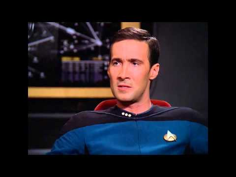 STAR TREK TNG THE MEASURE OF A MAN