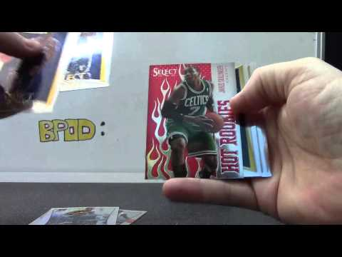Silva's 2012/13 Select & Prizm Basketball 2 Box Break