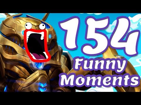 Heroes of the Storm: WP and Funny Moments #154