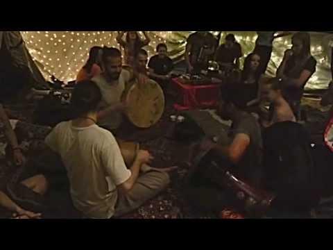 08 Барабаны Мира 2015 - Джем в Чайной палатке 2