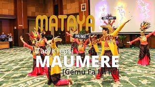 Download Lagu [JUARA 1] TARI KREASI MAUMERE (Gemu Fa Mi Re) - Mataya Dancers (#SMB2017) Gratis STAFABAND