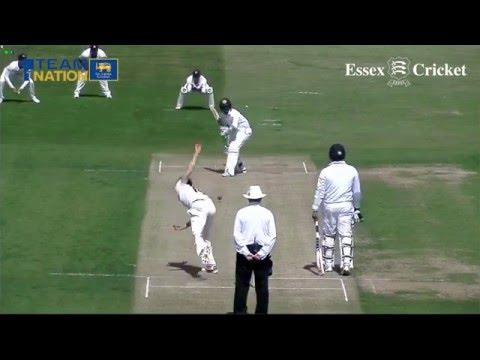 Essex v Sri Lanka, Tour match   Day One Match Highlights