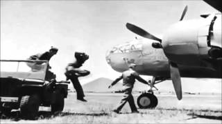 Bombers Over North Africa 1944 WWII Tunisia Campaign Movie