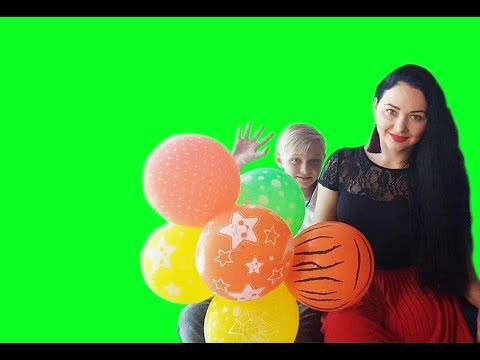 ⚽ ВОПРОС ОТВЕТ С МАМОЙ ПОД ГЕЛИЕМ ⚽ QUESTION AND ANSWER WITH MOTHER UNDER HELIUM